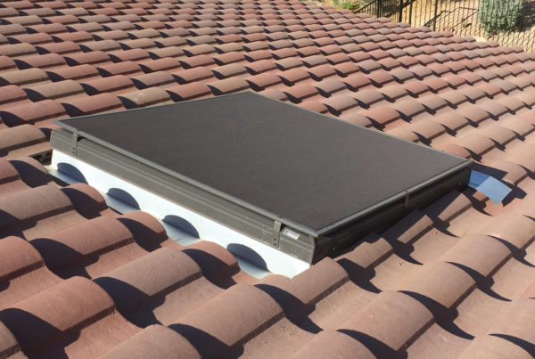Skylight Cover Screen