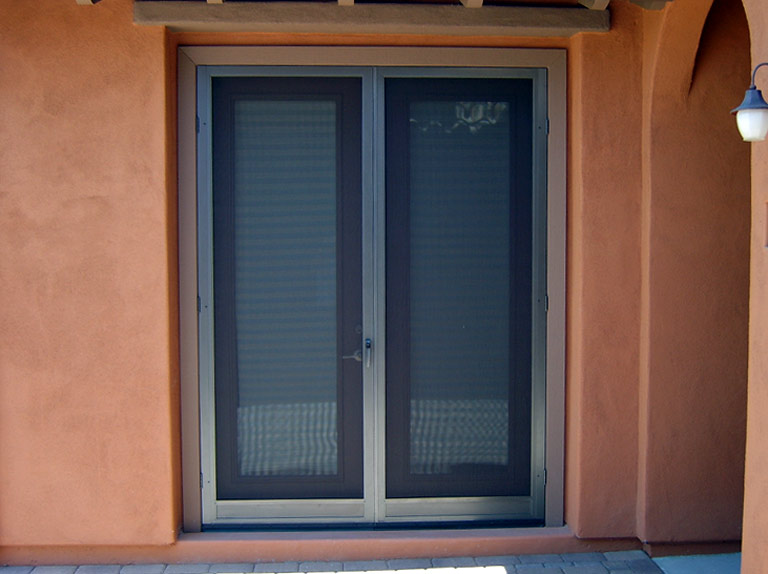 Swinging Screen Doors & Home - Arizona Sun Screen pezcame.com