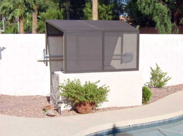Pool Equipment Cover