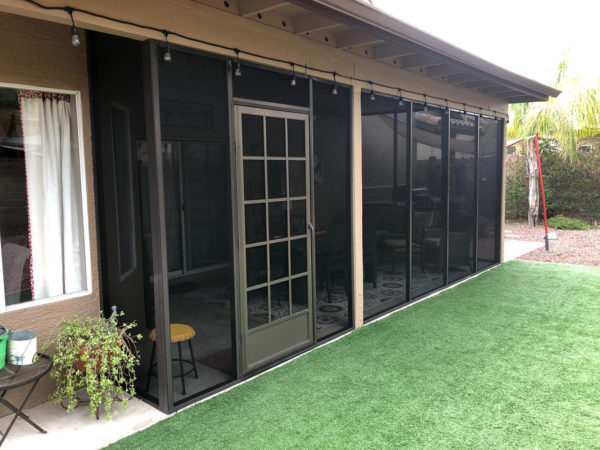 Patio Enclosure