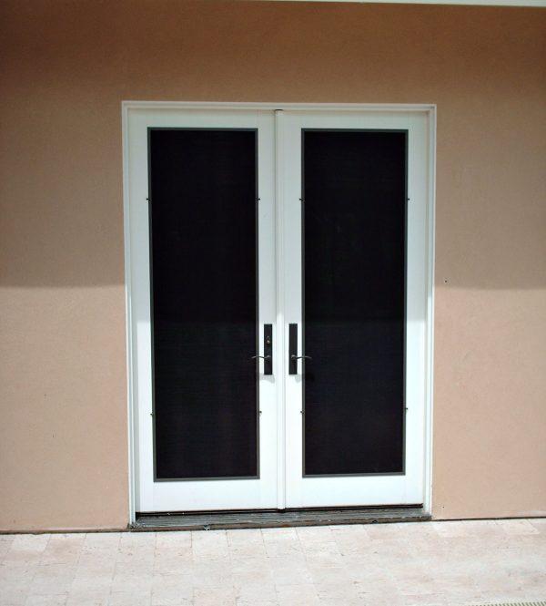 Sun Screen on Doorway